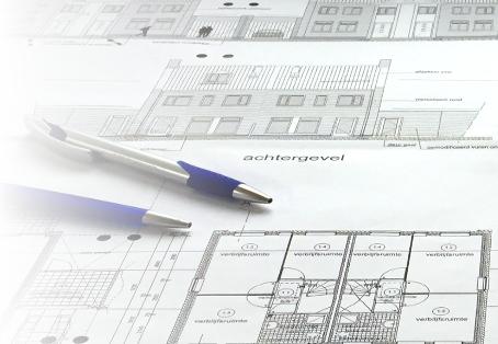 Bouwtekening Boermans Bouwkundig Adviesbureau
